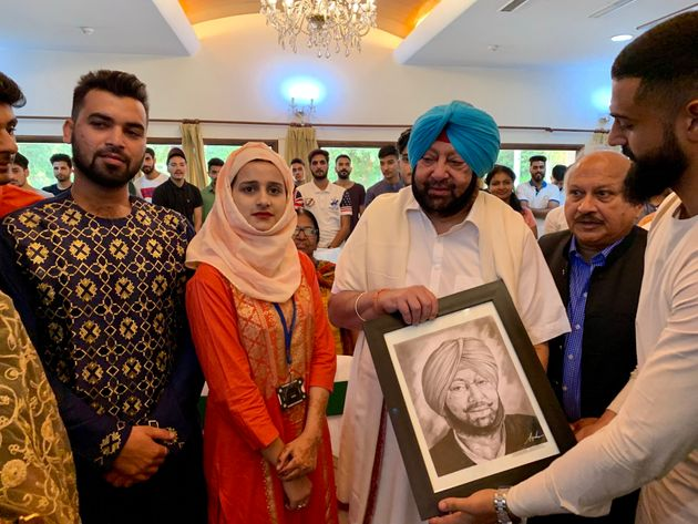 Amarinder Singh's Eid Lunch Shows Congress Need Not Be Defensive On Article