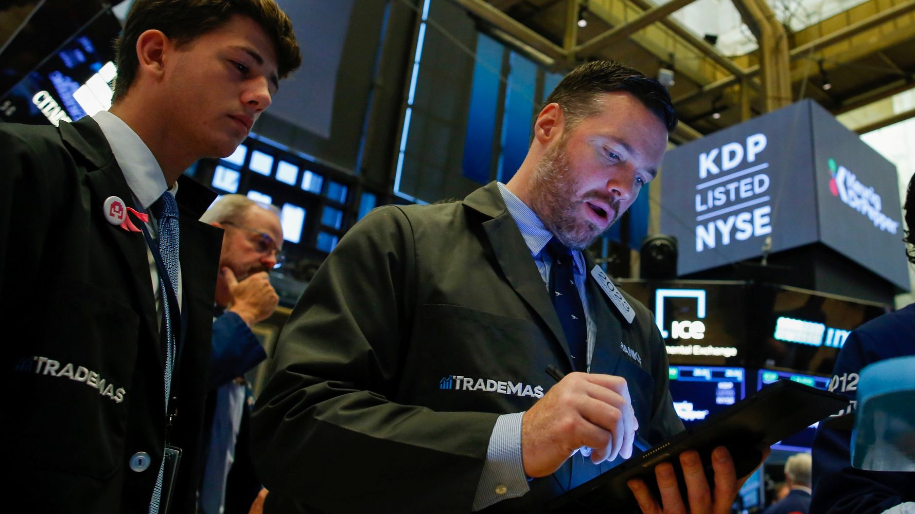 Westlake Legal Group 5d5411502200003100f583cc Recession Fears Hit Wall Street Following Poor Economic Data From China, Germany