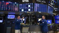 Wall Street ouvre dans le rouge en raison des signes avant-coureurs de