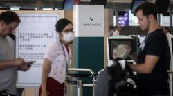 Deux pilotes de la compagnie de Hong Kong limogés pour leur participation à la