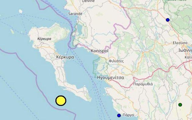 Σεισμός 4 Ρίχτερ στην