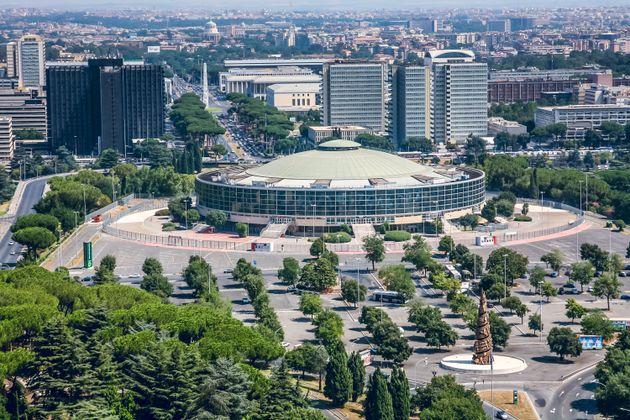 No al taroccamento del progetto Nervi per il Palazzo dello Sport