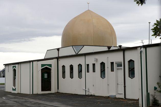 Une des mosquées de Christchuch attaquée le 17