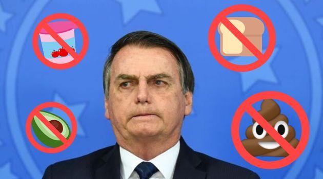 'Cocô dia sim, dia não': O que NÃO comer para seguir 'dica' de Bolsonaro e salvar o