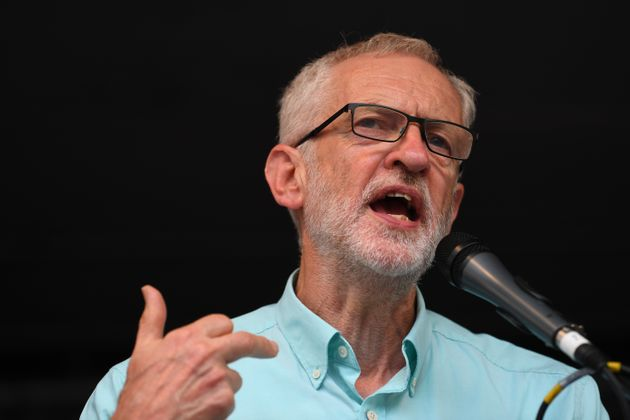 Jeremy Corbyn Urges Tory Rebels To Back Him As PM To Stop No-Deal Brexit