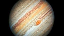 Jupiter aurait été percutée par une planète géante il y a des milliards