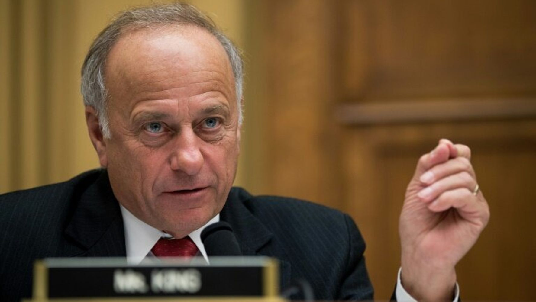 Westlake Legal Group 5d5441b52200003100f598f3 Rep. Steve King Says Lots Of Us Wouldn't Be Here Without Rape, Incest