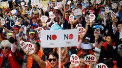 Como um memorial a 'mulheres de consolo' na Coreia do Sul renovou atrito do país com o