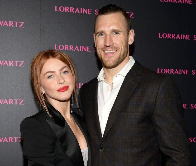 Julianne Hough Clears Up Whether She Likes When Her Husband Sucks Her
