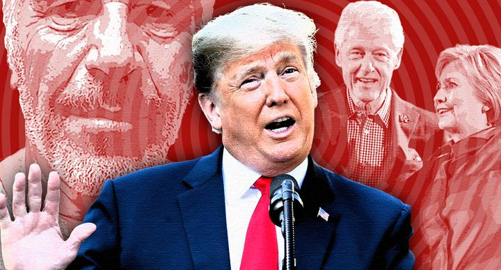 Beyond Jeffrey Epstein: Trump Has Promoted Many Conspiracy Theories Over The Years