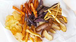Americans' Favorite Potato Dishes,