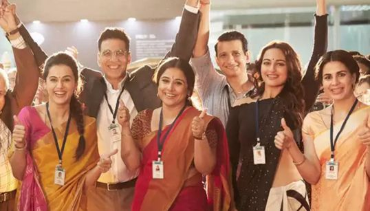 Mission Mangal Review: Vidya Balan, Akshay Kumar's Film Suffers From Too Much Dumbing
