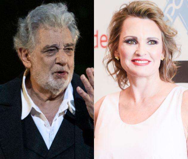 Las polémicas frases sobre Plácido Domingo que han cubierto de gloria a Ainhoa
