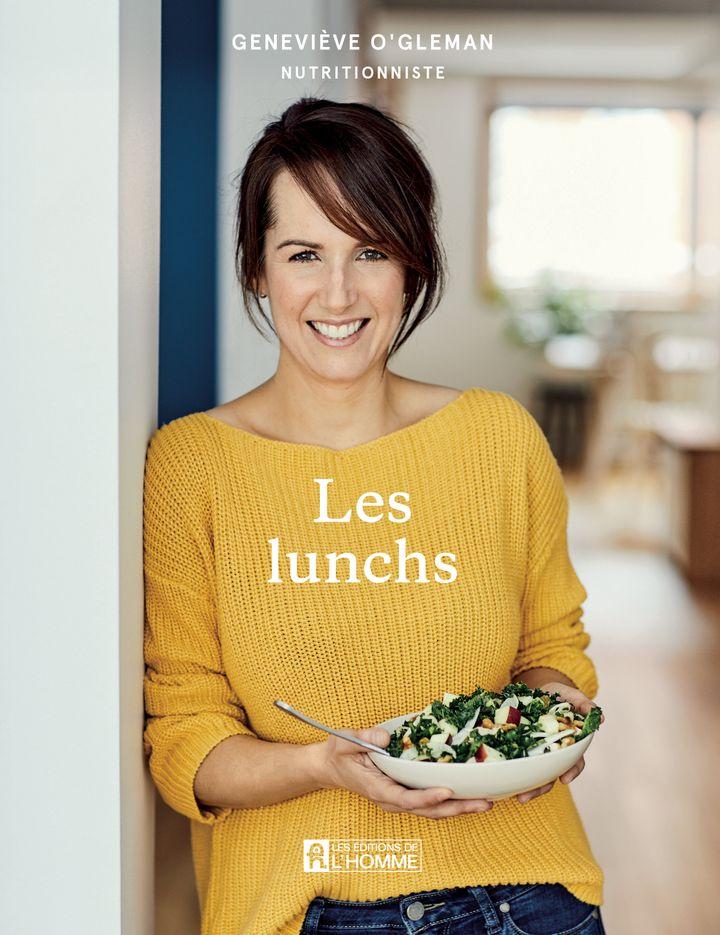 Genevi&egrave;ve O&rsquo;Gleman&nbsp;lance un tout nouveau livre de recettes gourmandes con&ccedil;u pour faciliter la pr&eacute;paration des lunchs. Le tout est color&eacute;, nutritif, simple &agrave; appr&eacute;ter et tr&egrave;s app&eacute;tissant. Pas de lunch plate au menu!<br /><br /> 29,95$ / 256 pages / Les &Eacute;ditions de l'Homme