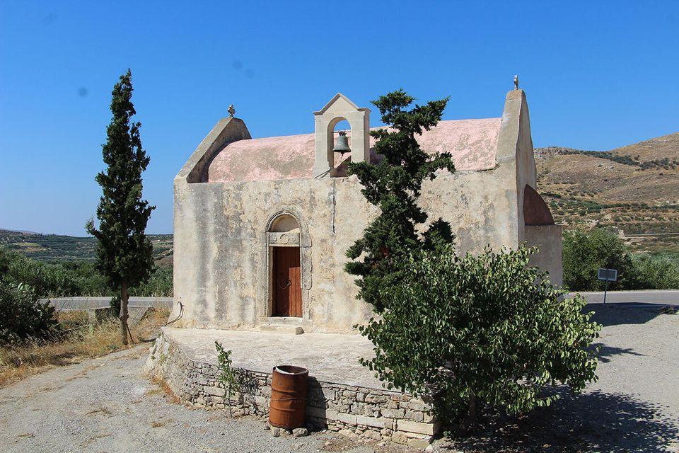 Μεσαιωνικό χωριό Ετιά....