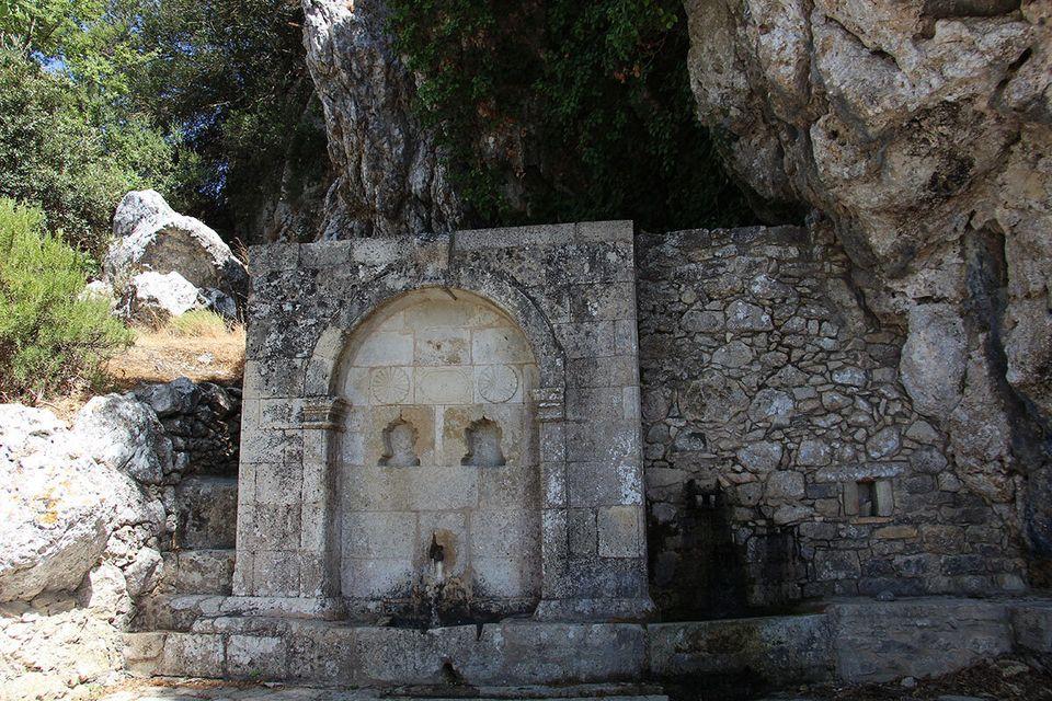 Κρήνη από την οθωμανική
