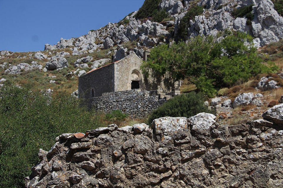 Η εκκλησία του Αγίου...