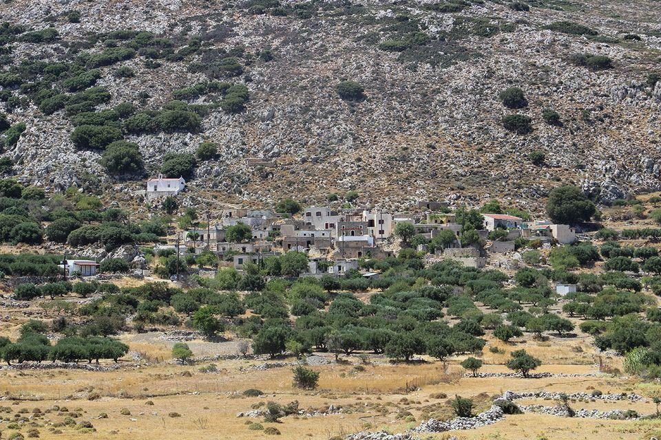 Το μεσαιωνικό χωριό