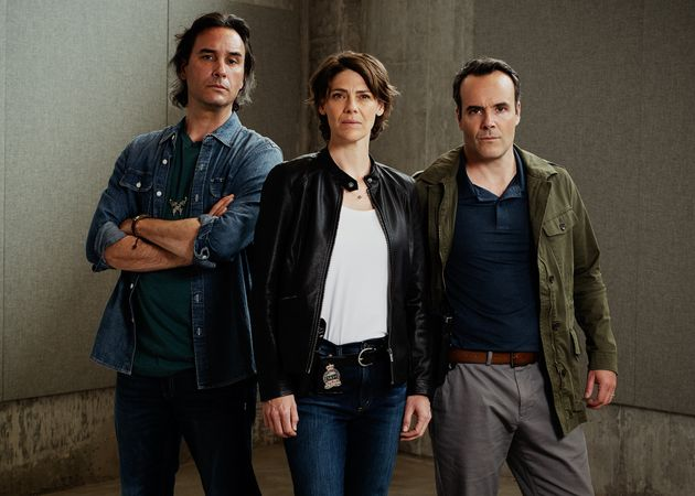 Charles Bender, Hélène Florent, Jean-Michel Le
