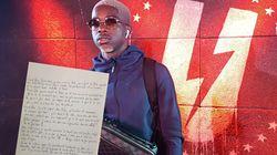 Depuis sa cellule, MHD écrit une lettre en hommage à DJ