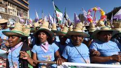 O poder das mulheres indígenas e 'margaridas' contra Bolsonaro em 14