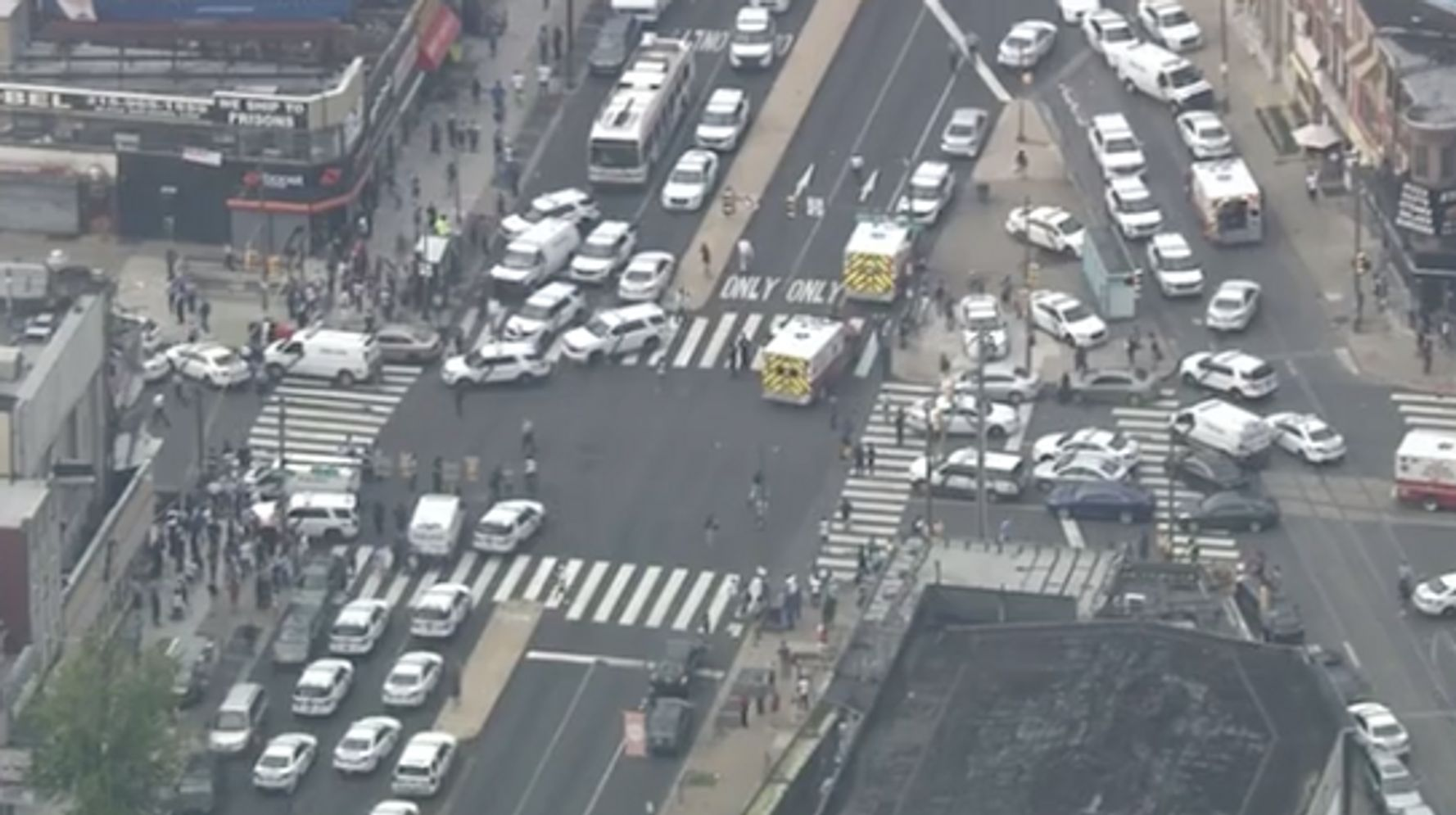 Multiple Officers Wounded In Shooting Near Philadelphia's Temple University