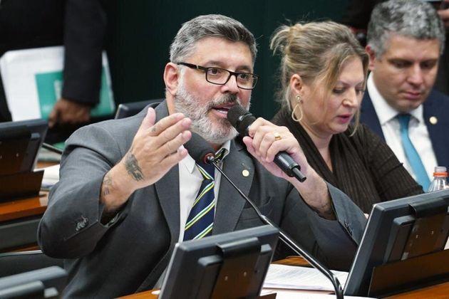 Alexandre Frota deve ir para PSDB e trabalhar por Joice (dir.) na prefeitura de São