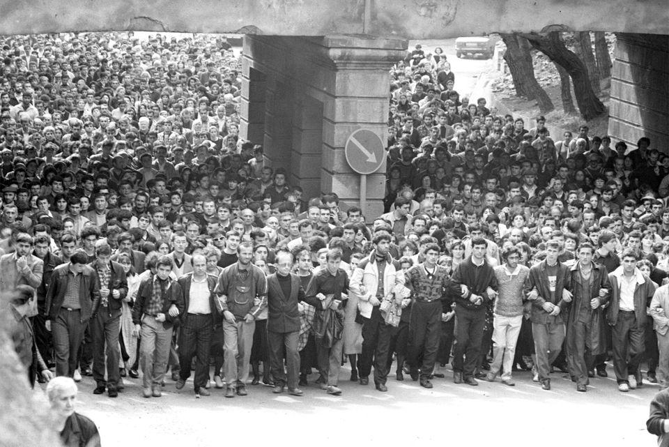 Αστάθεια στον μετασοβιετικό χώρο: ο πόλεμος Γεωργίας-Αμπχαζίας