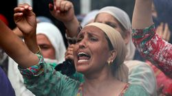 Families Of Kashmir Detainees Don't Know Where They Are Or Why They Were