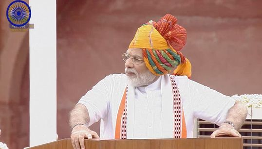 6 Important Things Modi Did NOT Mention In His Independence Day