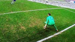 첼시 팬들이 리버풀과 슈퍼컵 재경기를 주장하게 만든 결정적