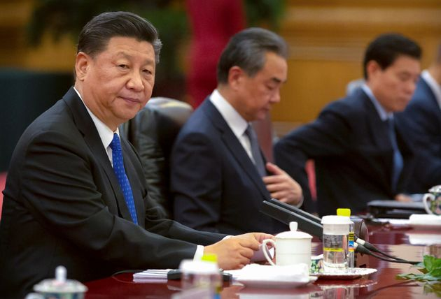 China Has Asked For UN Security Council Meeting To Discuss