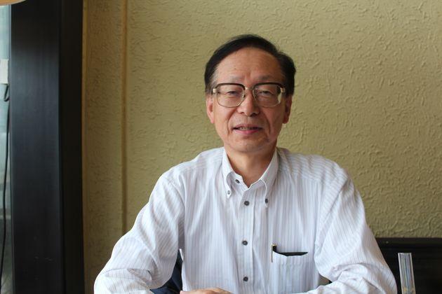 「小金橋」田中哲治理事長