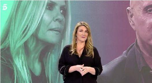 Carme Chaparro publica la foto más inusual de Carlota Corredera, presentadora de 'Sálvame'