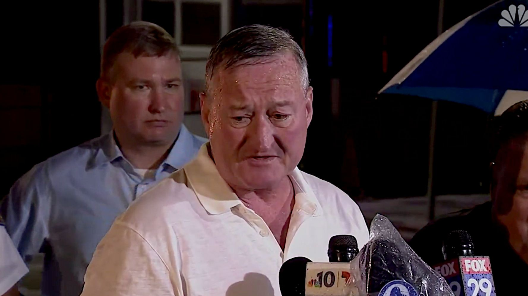 Westlake Legal Group 5d5524c62200003100f5fc27 Philadelphia Mayor Pleads For Gun Control As Gunman Shoots At Police For Hours