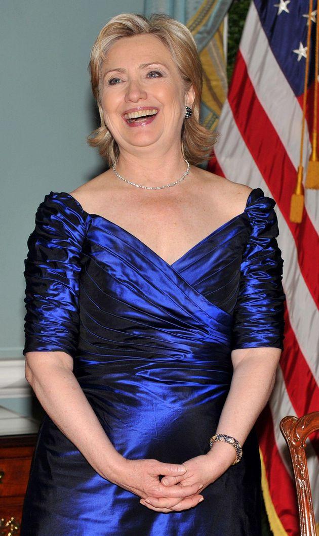 Hillary Clinton al Kennedy Center Honors nel