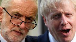 Jeremy Corbyn busca apoyos para una moción de confianza contra Boris