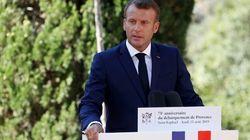 Macron veut des rues aux noms de soldats africains pour leur rendre