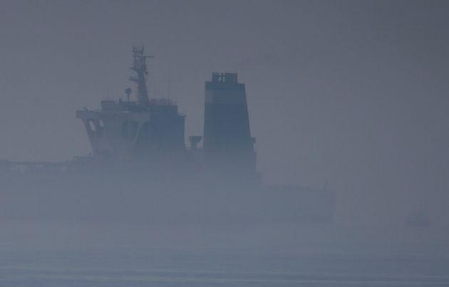 Γιβραλτάρ: Οι ΗΠΑ ζήτησαν την κράτηση του ιρανικού δεξαμενόπλοιου Grace