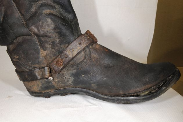 Recognise These Cowboy Boots? Police Say They Could Help Identify Remains Found In