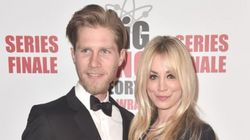 Kaley Cuoco Says She And Husband Karl Cook Often Live