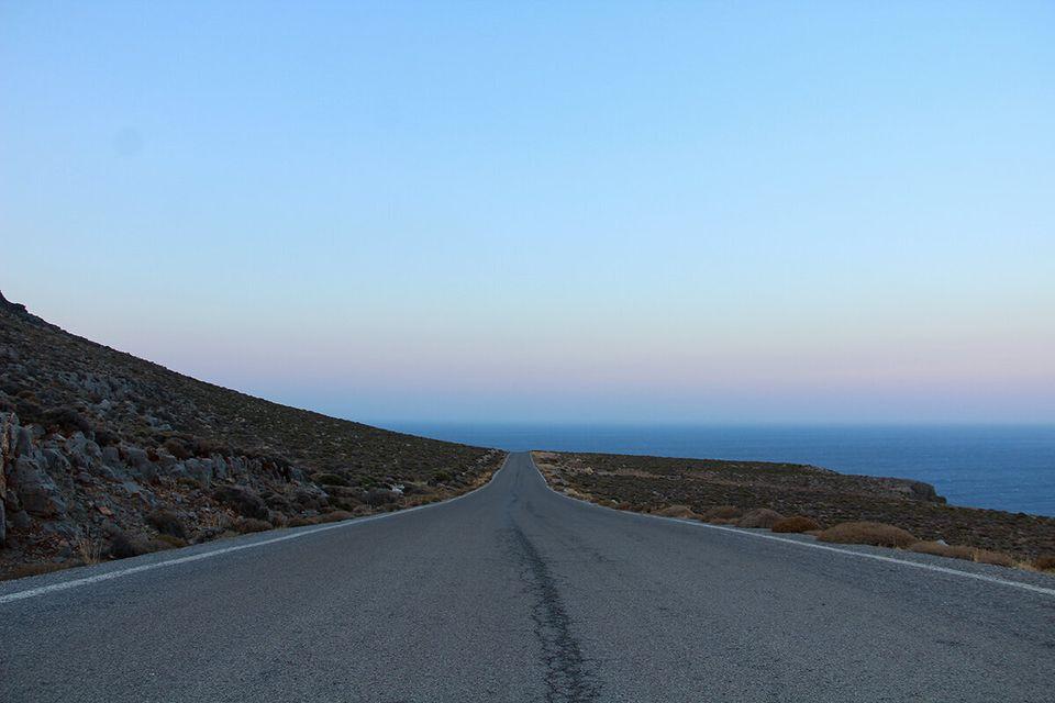 Ο δρόμος που συνδέει...