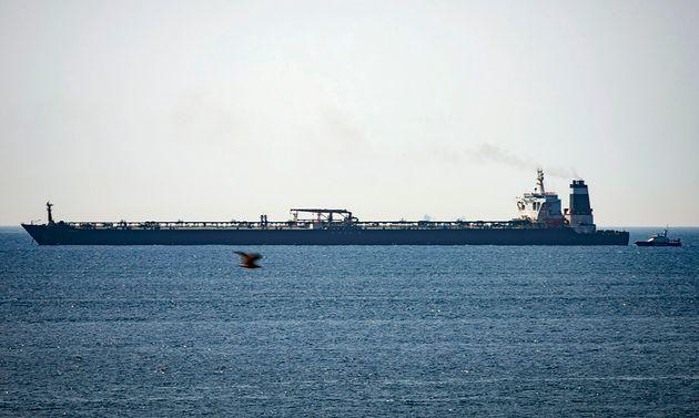 Les Etats-Unis bloquent la libération du pétrolier iranien par