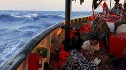 Seis países europeos aceptan acoger migrantes del Open Arms, según