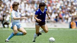 Diego Maradona, un héros de notre temps