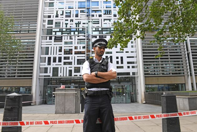 Home Office Stabbing: Dominic Hornberger Charged With GBH