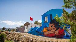 Azilal: Une école construite par des MRE
