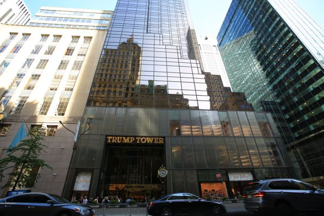 Si la pétition est approuvée par le conseil municipal de New York, la Trump Tower pourrait...