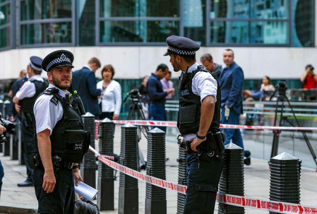 Λονδίνο: Επίθεση με μαχαίρι κοντά σε γραφεία της βρετανικής