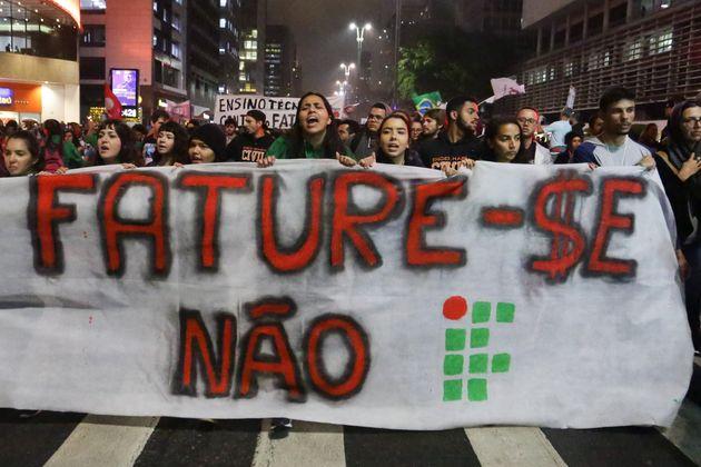 Entre as críticas ao Future-se, há acusações de que o MEC tenta privatizar...